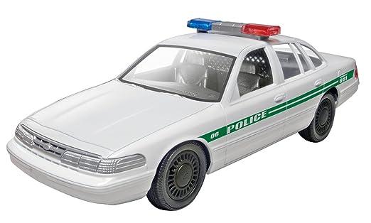 Revell/Monogram Ford Police Car Build and Play Skill Level 1 for Beginners Model Kit  sc 1 st  Amazon.com & Amazon.com: Revell/Monogram Ford Police Car Build and Play Skill ... markmcfarlin.com