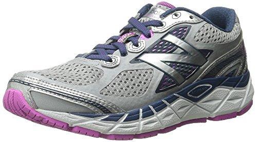 New Balance Women's W840V3 Running Shoe銀/Navy9 2A US [並行輸入品]