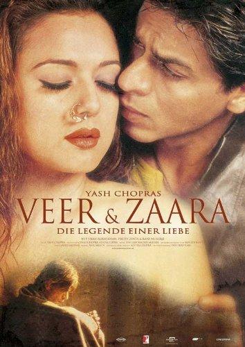Image result for veer zaara poster