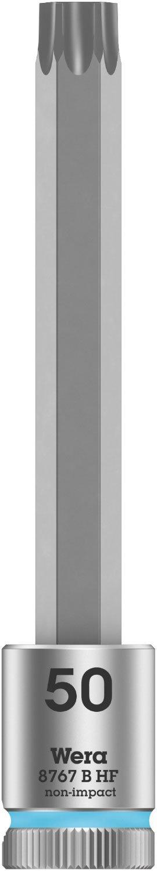 TX 45 x 100,5 mm Vert Wera 05003071001 8767 B Torx HF Zyklop embout /à Douille