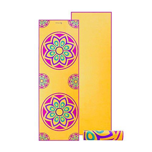 Yoga Towel by Bestower - Print Yoga Mat