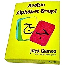 Arabic Alphabet Snap by Iqra Games