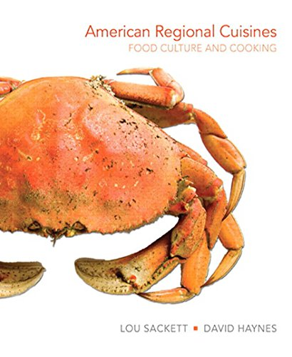 Download American Regional Cuisines: Food Culture and Cooking Pdf