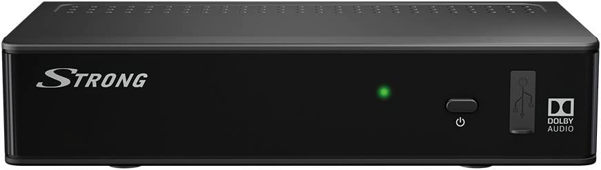 Strong Srt 7510 Hd Satellite Receiver For Orf Digital Direct And Simplitv Sat Cardless Only Suitable For Austria Hdmi Full Hd Scart Lan Home Cinema Tv Video