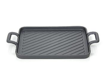 Grillpfanne Für Gasgrill : Santos plancha grillplatte cm cm cm grillpfanne