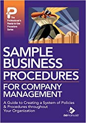 Sample Business Procedures for Company Management