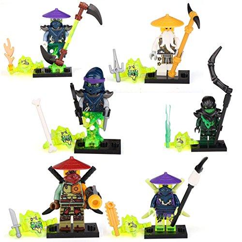 NINJA (Lego Ninja Costume Pattern)