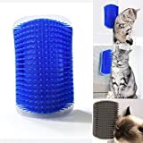 Cindere Pet Brush Cat Massager Self Groomer Wall Corner Massage Groomer Cat Self Grooming Brush