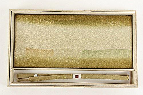 またはどちらか依存するコントロール正絹 帯締め帯揚げセット Mサイズ レディース