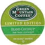 Green Mountain Coffee Roasters Island Coconut 24count