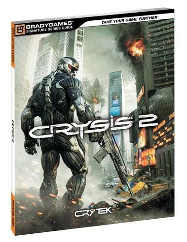 Crysis 2 official strategy guide (bradygames signatu. By brady.