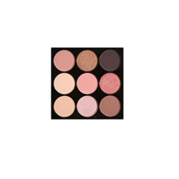9fb1d9cacc78 9 Color Eyeshadow Palette Small and Portable Matte Shimmer Shining ...