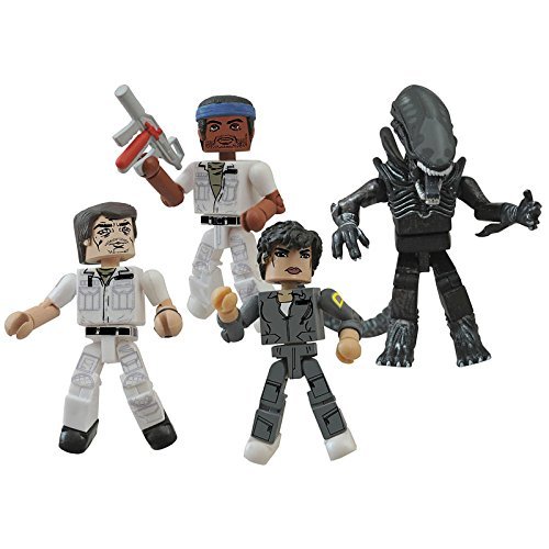Diamond Select Toys Alien: 5th Anniversary Minimates Box Set