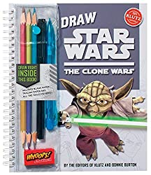 Draw Star Wars: The Clone Wars (Klutz)