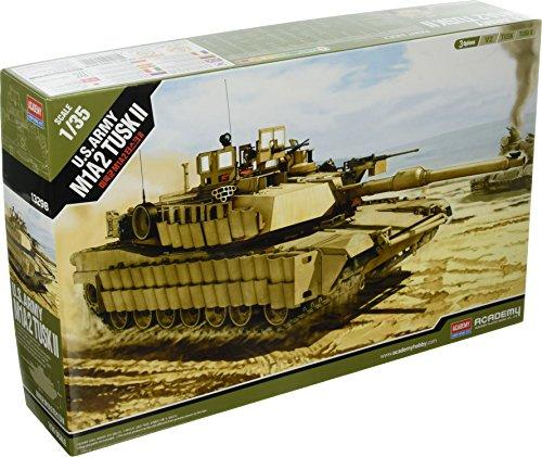 (13298 1/35 US Army M1A2 Tusk II )