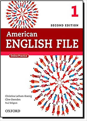American english file 1 students book online practice american english file 1 students book online practice livros na amazon brasil 9780194776158 fandeluxe Gallery