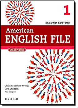 American English File 1 - Student's Book (+ Online