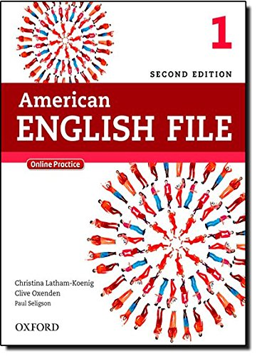 American English File 1 - Student's Book (+ Online Practice)
