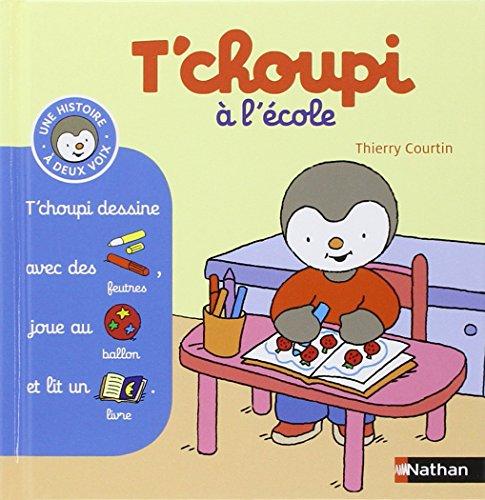 Livres tchoupi pop tv toys - T choupi va a l ecole ...