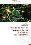 Evolution de l état de conscience lors de stimulations transcraniennes