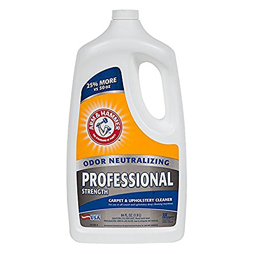 Arm & Hammer Carpet Cleaner Professional Extractor Chemical 64 oz
