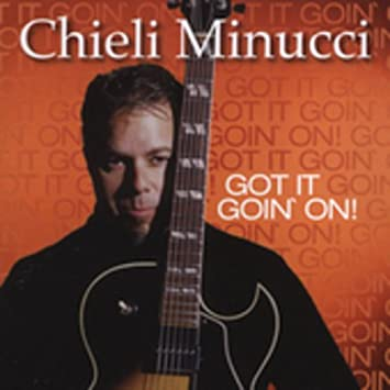 amazon got it goin on chieli minucci モダンジャズ 音楽