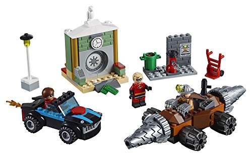 LEGO-Juniors-Underminer-Bank-Heist-10760-Building-Kit-149-Piece