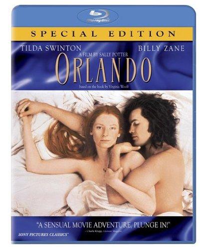Blu-ray : Orlando (, Dolby, AC-3, Widescreen)