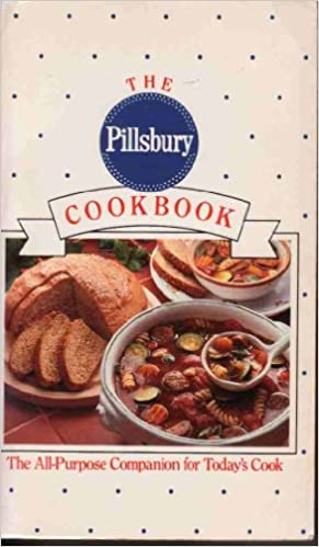 Book THE PILLSBURY COOKBOOK the All-Purpose Companion for Today's Cook