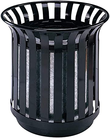 Basura y reciclaje Papeleras Cubo de basura Retro Europeo Contenedores Jardín Parque En / Cubos de basura al aire libre Papelera Canasta de reciclaje Papelera de reciclaje Papelera de basura Cubos de: