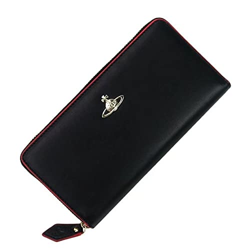 c085c953846a Vivienne Westwood ヴィヴィアン ウエストウッド 財布 長財布 小銭入れ レディース カード入れ 収納 ファスナー (