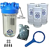 Best KleenWater Whole House Water Filtration Systems - KleenWater Premier Chlorine Whole House Water Filter System Review