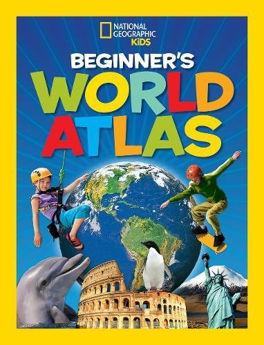 National Geographic Kids Beginner's World Atlas cover