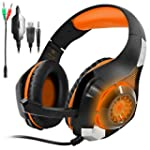 GM-1 Gaming Headset for PS4 Xbox One...