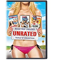 Road Trip Trilogy: Unrated (2013)