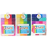 Children DIY Toys Mini Fuse Beads Size 2.6MM 54000 PCS 72 Color 3 Boxed