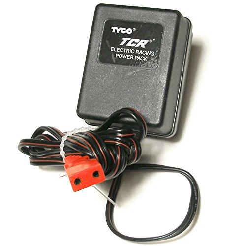 1991 Tyco TCR HO Scale 24v Transformer for Slotless TCR Slot Car Tracks