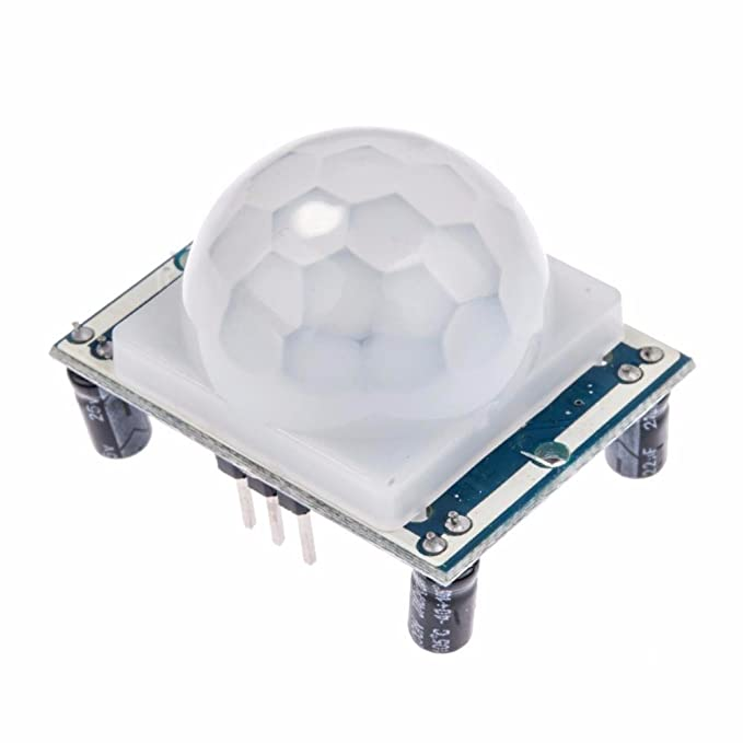 movimento sorveglianza Arduino infrarossi IR Sensore PIR HC-SR501
