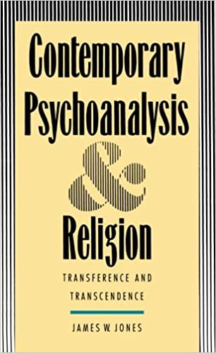 Contemporary Psychoanalysis And Religion Transference And