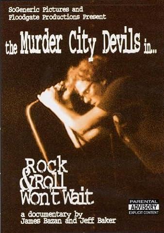 Murder City Devils - Rock & Roll Won't Wait (Heavy Metal Band Murder)