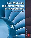 img - for Fluid Mechanics and Thermodynamics of Turbomachinery by S Larry Dixon B.Eng. Ph.D. (2010-04-30) book / textbook / text book
