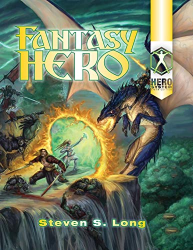Fantasy Hero (6th Edition)