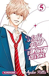 Wolf Girl and Black Prince, tome 5 par Ayuko Hatta
