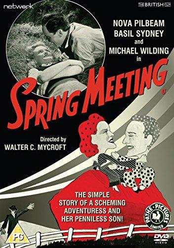 Spring Meeting [DVD] (Mm 10 Edge Woven)