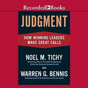 Judgment Audiobook
