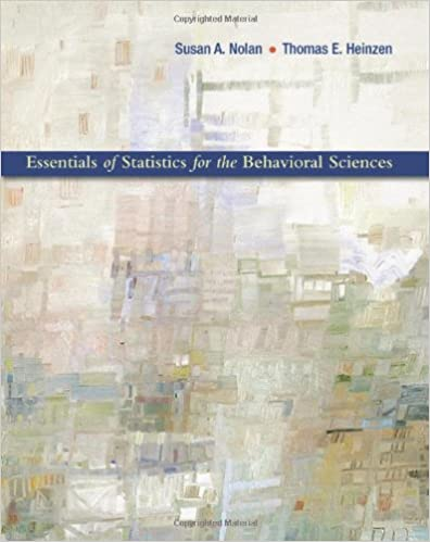 Essentials of statistics for the behavioral sciences susan a essentials of statistics for the behavioral sciences first edition edition fandeluxe Image collections
