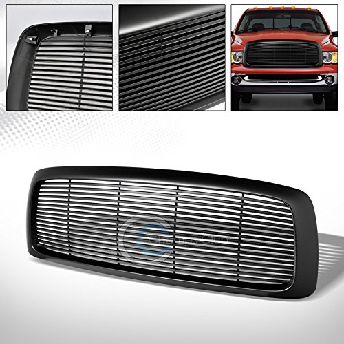 dodge grill cover - 9