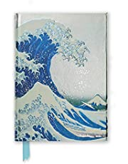 Hokusai: The Great Wave (Foiled Journal)