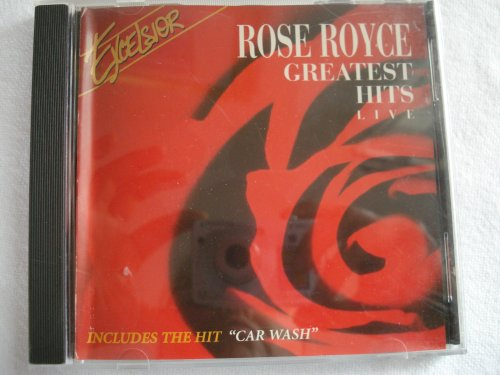 Rose Royce Greatest Hits Live