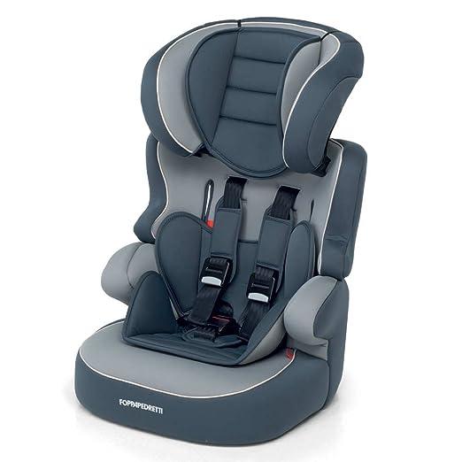 694 opinioni per Foppapedretti 9700327200 Babyroad Seggiolino Auto, Gris